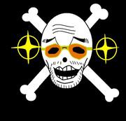 黄猿 海賊旗