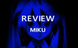 【MMDジャケットアート】REVIEWMIKU