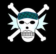 青雉 海賊旗