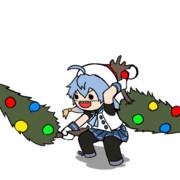 クリスマス佐渡様(うごくよ!)