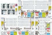C97コミケ配置図マップ:無料ダウンロード A4サイズのサークル配置図MAP:2019冬