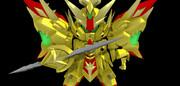 【MMD】超黄金竜 更新【騎士ガンダム】