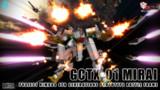 【PROJECT NIMBUS】GCTX-01 未来【MMDモデル配布あり】