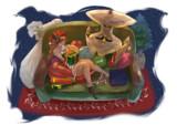 クリスマスサラ