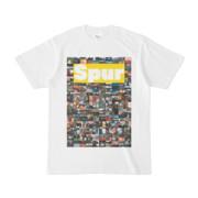 シンプルデザインTシャツ NC5.Spur_232(YELLOW)