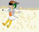 【オリフレ】トモエガモ