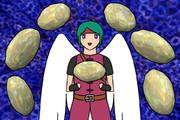 オパールと天使勇者