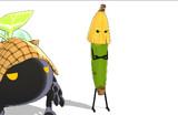 【MMD】ワイルドキラーバナナ【モデル配布】