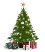 【モデル配布】クリスマスツリー