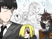 【凛「噴ッ!!(フーン!!)」】