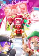 UTAU3人娘でメリークリスマス2019