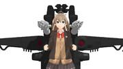 熊野「艤装解放!シップブラスト!」
