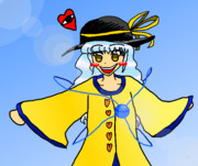 Smile for Koishi!