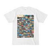 シンプルデザインTシャツ Spur=170(KHAKI)