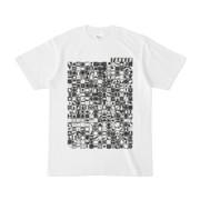 シンプルデザインTシャツ TOY☆TANKER(BLACK)