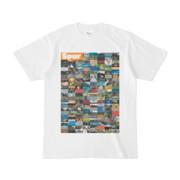 シンプルデザインTシャツ Spur=170(ORANGE)