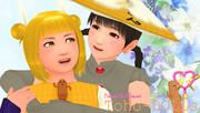 鈴蘭を待ちながら、百合の花咲く【そばかす式】