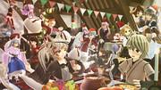 子供たちのクリスマスパーティー