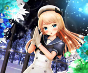 【今日のジャヴィちゃん】キラキラな 冬の世界…♡