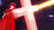 夢美の十字架【MMDモデル配布】