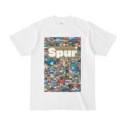 シンプルデザインTシャツ Spur_176/2(OLIVE)