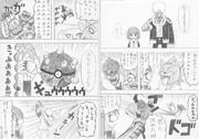 ポケモンの漫画