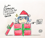 あたいがプレゼント!⛄️✨❄️