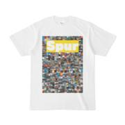 シンプルデザインTシャツ NC6.Spur_232(YELLOW)