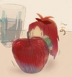 りんごあんこ