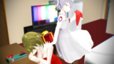 【Fate/MMD】メリーメリーメリー【六導玲霞、ジャック・ザ・リッパー】