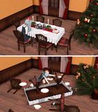 【MMD艦これ】霞のクリスマス