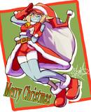 クリスマスうちの子