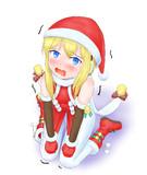 メリークリスマス(威嚇)