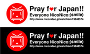 Pray for Japan + Nico
