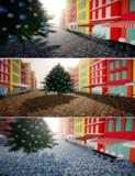 町ともみの木