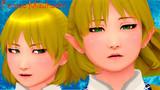 二人橋姫 波斯之緑眼【そばかす式】
