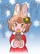 クリスマス ドールちゃん