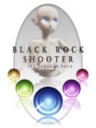 【Eye Texture Pack Download】BlackRockShooter