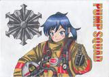 【ウチの子】消防官 東こずえ