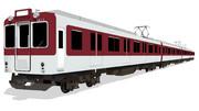 近鉄8600系 8615F(X65)編成