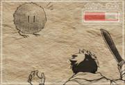 架空RPG戦闘画面