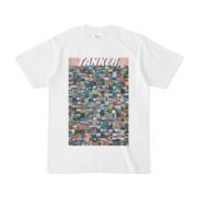 シンプルデザインTシャツ TANKER_300(PINK)