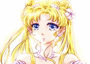 セレニティ 碧い瞳