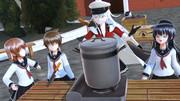 アニメ 艦これ 第6話 外伝 4