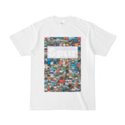 シンプルデザインTシャツ Spur_176/2(LAVENDER)