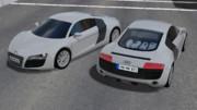 【MMD】Audi R8 配布