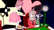 楠栞桜「食べさせられてぇ~」