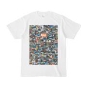 シンプルデザインTシャツ 276-Spur(ORANGE)