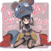 新年明けましておめでとうございまうす。