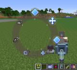 #minecraft Q:スレーブをヘリ型にしたら飛べる? #Jointblock